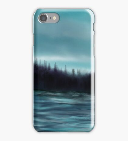 Hood Canal, Puget Sound iPhone Case/Skin