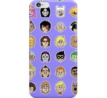Five Man Band iPhone Case/Skin