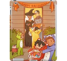 Voltron Halloween iPad Case/Skin