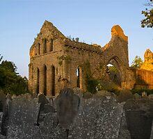 Church Ruin by MarcoBell