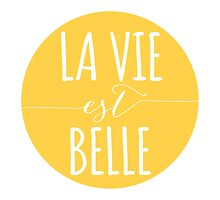 la vie est belle, life is beautiful by beakraus