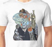 Steam Dragon Sheriff Unisex T-Shirt