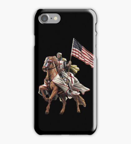 Trump Crusader iPhone Case/Skin