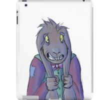 A March Hare iPad Case/Skin