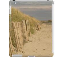 Sandy Beach iPad Case/Skin