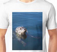 Seal in Ocean Unisex T-Shirt