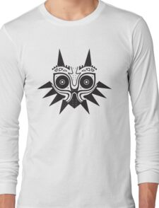 Mask of the Moon Long Sleeve T-Shirt