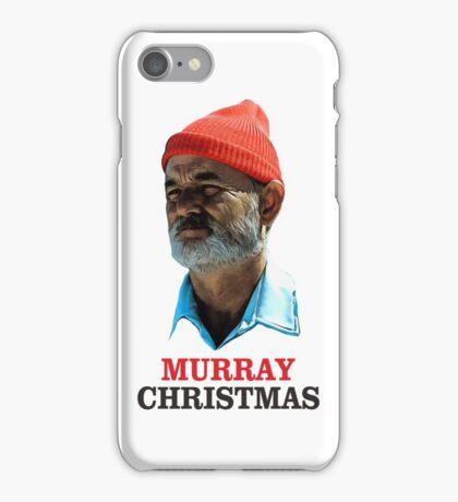 murray christmas iPhone Case/Skin