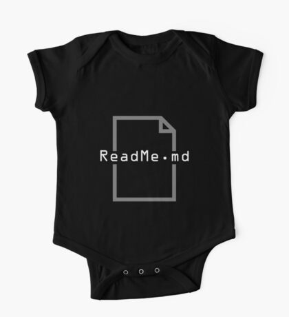 ReadMe One Piece - Short Sleeve