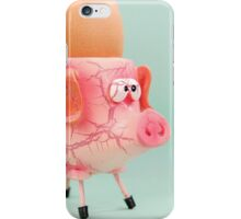 Pig Eggcup iPhone Case/Skin