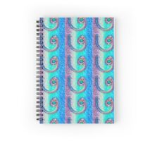 Parasite Design Spiral Notebook