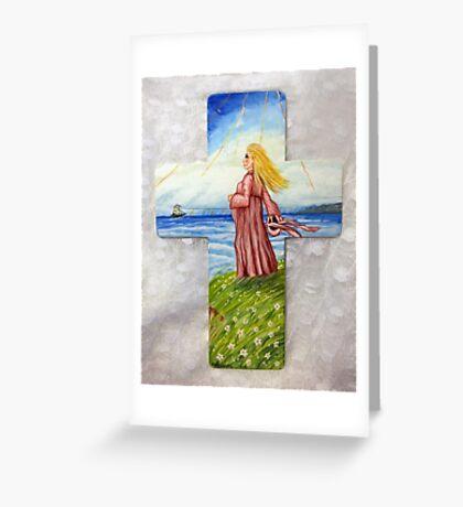 Faith! Greeting Card