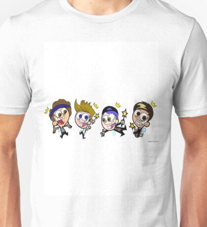 5sos cartoon  Unisex T-Shirt
