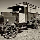 AEC War truck  by Rob Hawkins