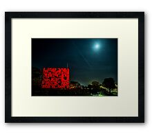 Moonlight Rememberance Framed Print