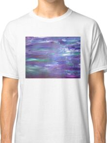 colorful acrylic painting Classic T-Shirt