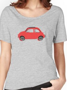 500 red Women's Relaxed Fit T-Shirt