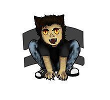 Werewolf - Scott Photographic Print