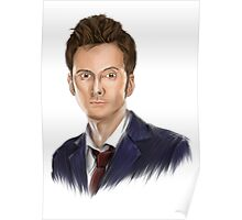The 10th Doctor Poster