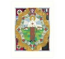 Franz Jaegerstaetter Icon Art Print