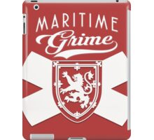 Thin Red Lion iPad Case/Skin