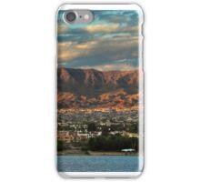 Sunset Over Havasu iPhone Case/Skin
