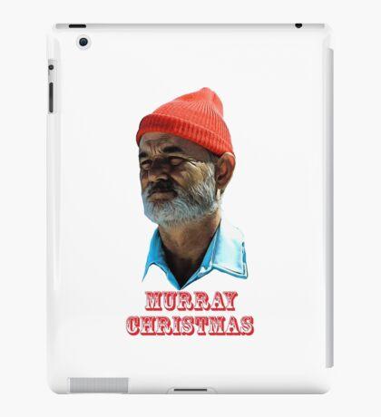 bill murray christmas iPad Case/Skin