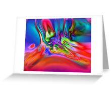 SYMPHONY SPECTRUM Greeting Card