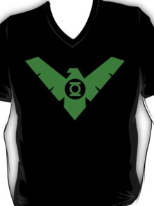 Holy lanterns batman, I have the ability to overcome great fear! T-Shirt