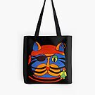 Cat Tote #10 by Shulie1
