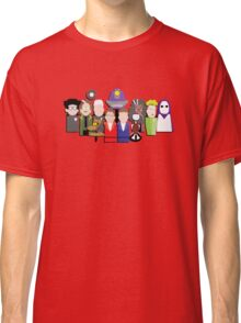 Not Too Distant Future Classic T-Shirt