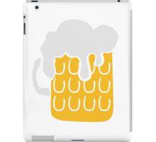durst logo bier krug saufen trinken party feiern spaßtrinken alkohol symbol cool shirt oktoberfest  iPad Case/Skin