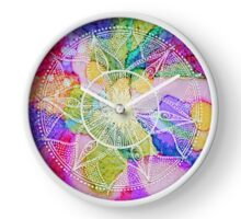 Mandala : Burst  Clock