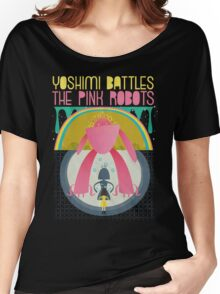 The Flaming Lips - Yoshimi battles the pink robots Women's Relaxed Fit T-Shirt