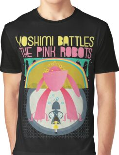 The Flaming Lips - Yoshimi battles the pink robots Graphic T-Shirt