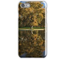Bidwell Park Reflections iPhone Case/Skin