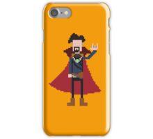 8-Bit Doctor Strange iPhone Case/Skin