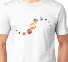 There we go. Galaxy N' Shapes Three Unisex T-Shirt