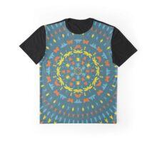 Insect Mandala Graphic T-Shirt