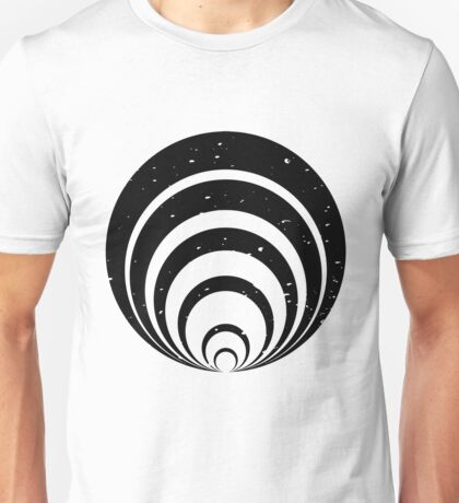 SPACE aka The Twilight Zone Unisex T-Shirt