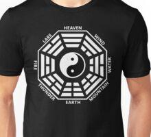 Tai Chi Yin Yang Fu Xi Bagua Ancient Symbol I Ching Unisex T-Shirt