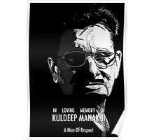Kuldeep Manak Ji - A man of respect Poster