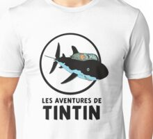 Adventure tintin Unisex T-Shirt