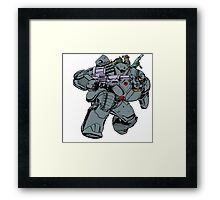 Genoshan Magistrate Framed Print