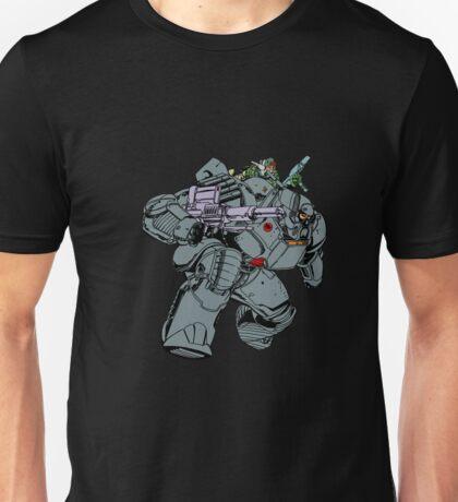Genoshan Magistrate Unisex T-Shirt