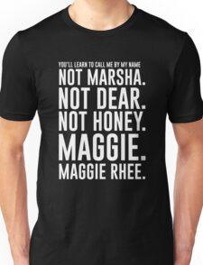 Maggie.MaggieRhee Unisex T-Shirt