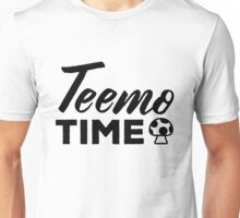 Teemo Time Shrooms - League of Legends Unisex T-Shirt