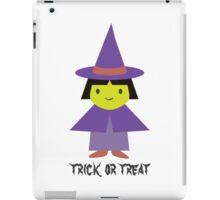 Trick or Treat - Cute Witch iPad Case/Skin
