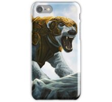 The Golden Compass Painting iPhone Case/Skin