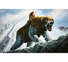 The Golden Compass Painting Photographic Print